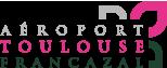 Logo Aeroport Francazal